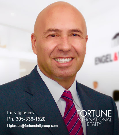 Luis Iglesias - Fortune International Realty